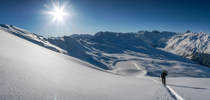 Ski Touring on the Jakobshorn.jpg